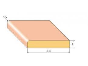 buk lista podlahova