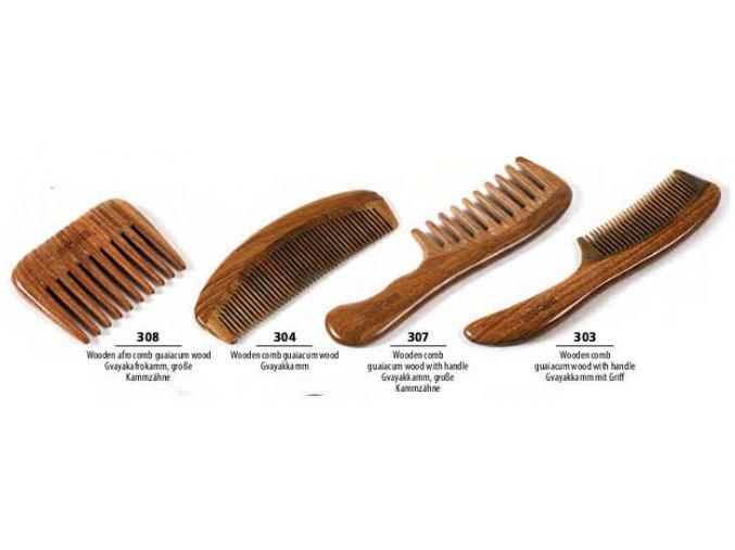 MAGNUM hřeben z guajakového dřeva