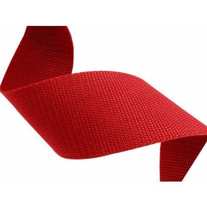 tasma nosna 25 mm 13 mm czerwona 171 pp 50 mb