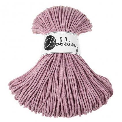 Bobbiny šňůry Premium Starorůžová (Dusty pink)