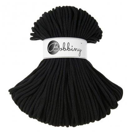 Bobbiny šňůry Premium Černá (Black)