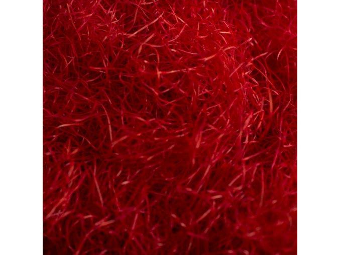 Dřevitá vlna červená
