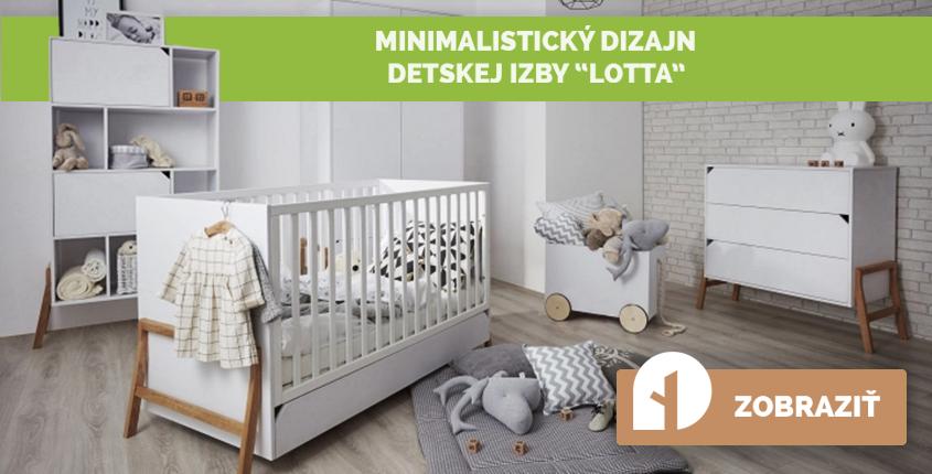 Detská izba Lotta