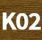 K02 - Tmavý vosk