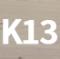 K13 - Bielený vosk