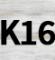 K16 - Antická biela