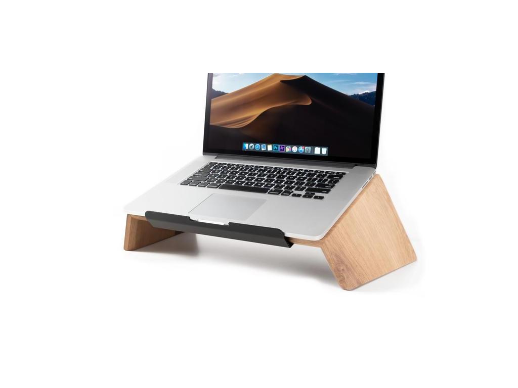 Drevený podstavec pod notebook