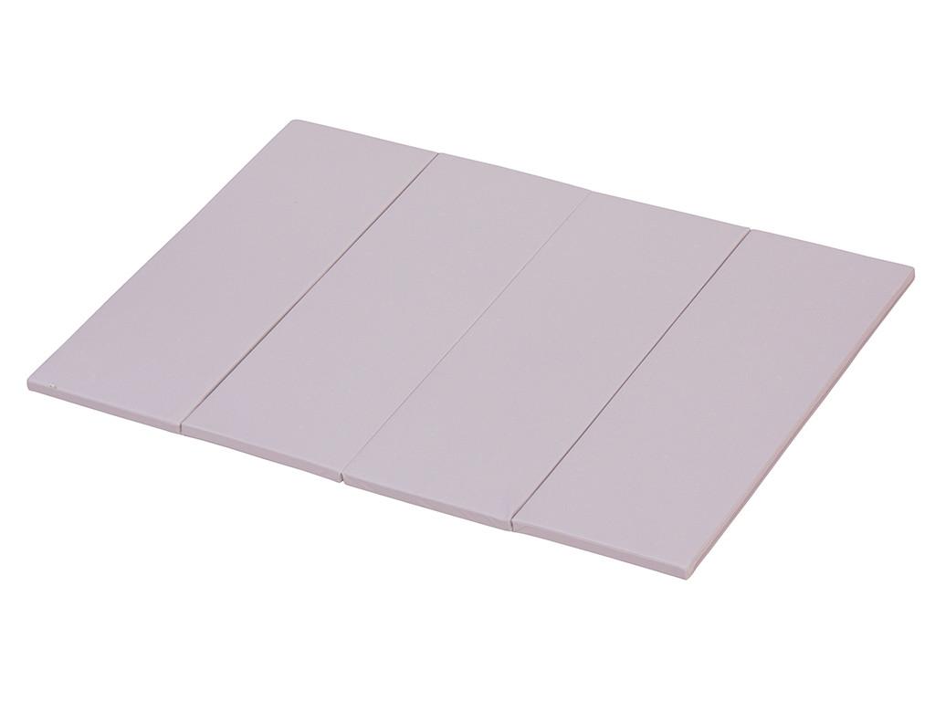 Podložka na hranie / skladacia žinenka Didi - ružová, 200 x 140 x 4 cm