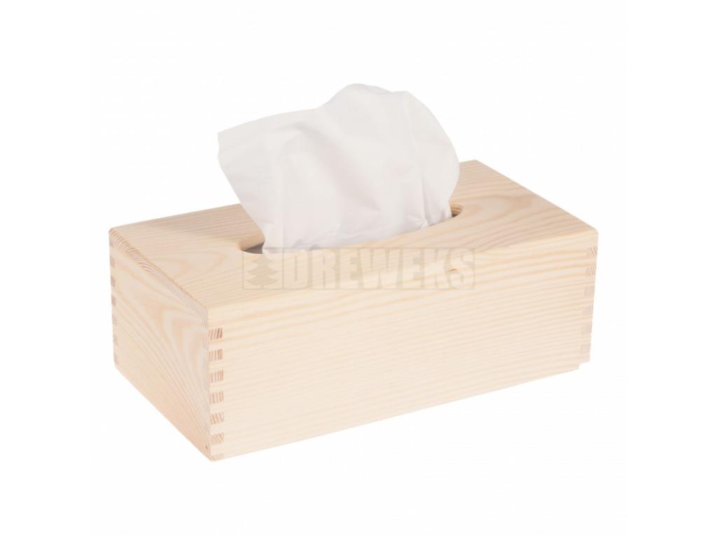 krabicka na vreckovky obdliznik