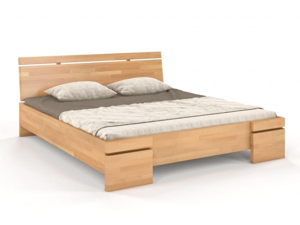 spatan maxi buk postel z masivu 3