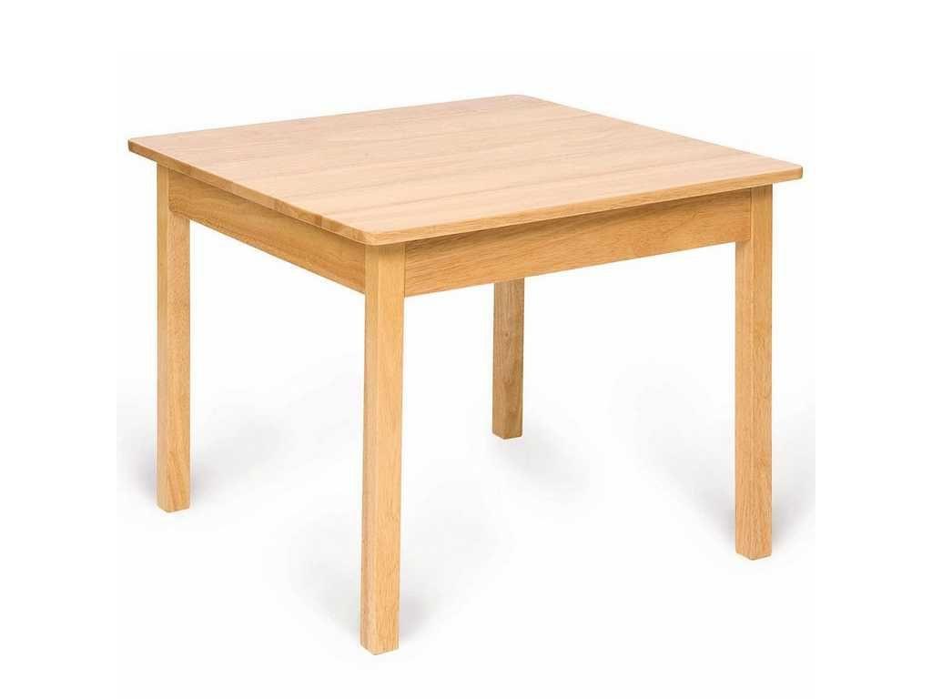 stol detsky na hranie
