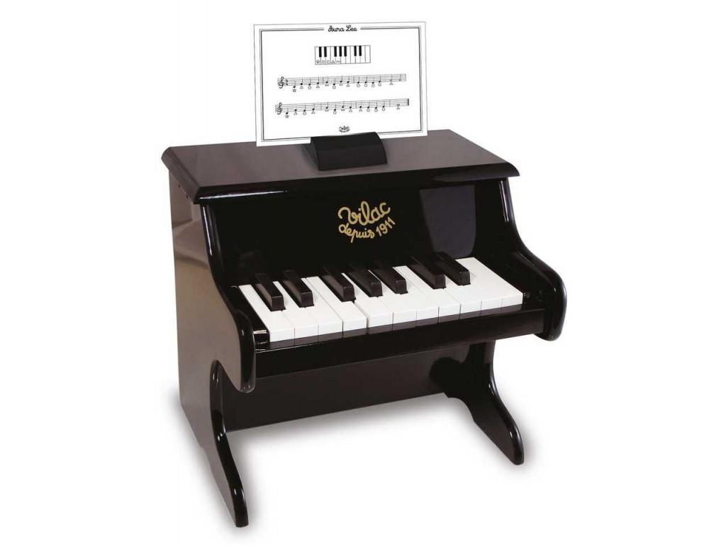 Drevený klavír 1