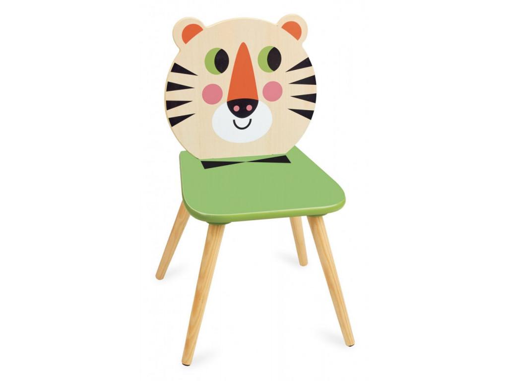Stolička tigrík1