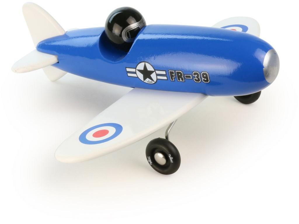 Modré lietadlo1