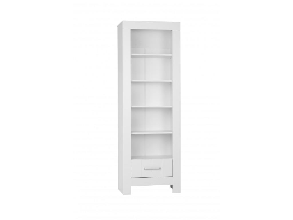 Calmo bookcase white