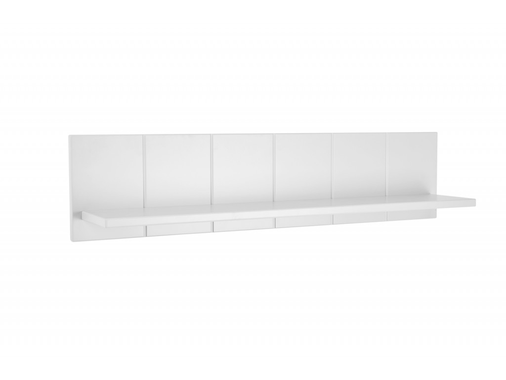 Calmo hanging shelf white