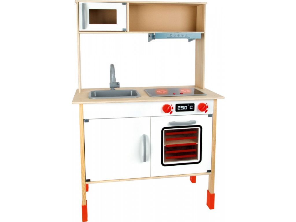 Drevena moderna kuchynka Play