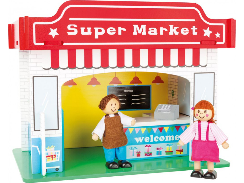 Supermarket s prislusenstvom
