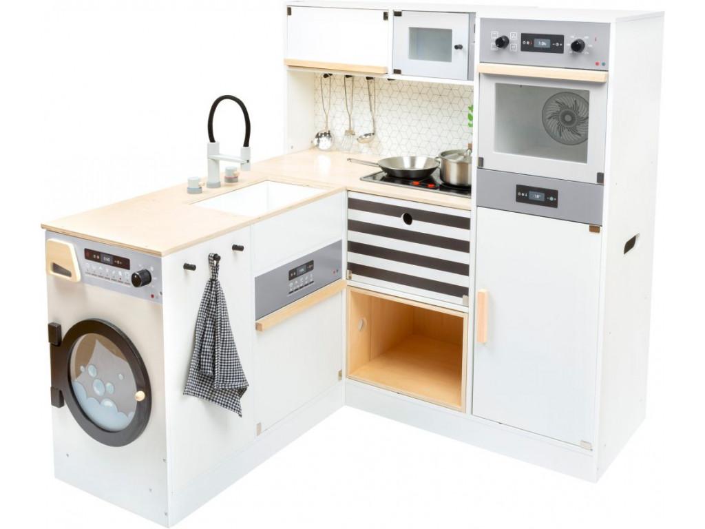 Modularna drevena kuchynka XL