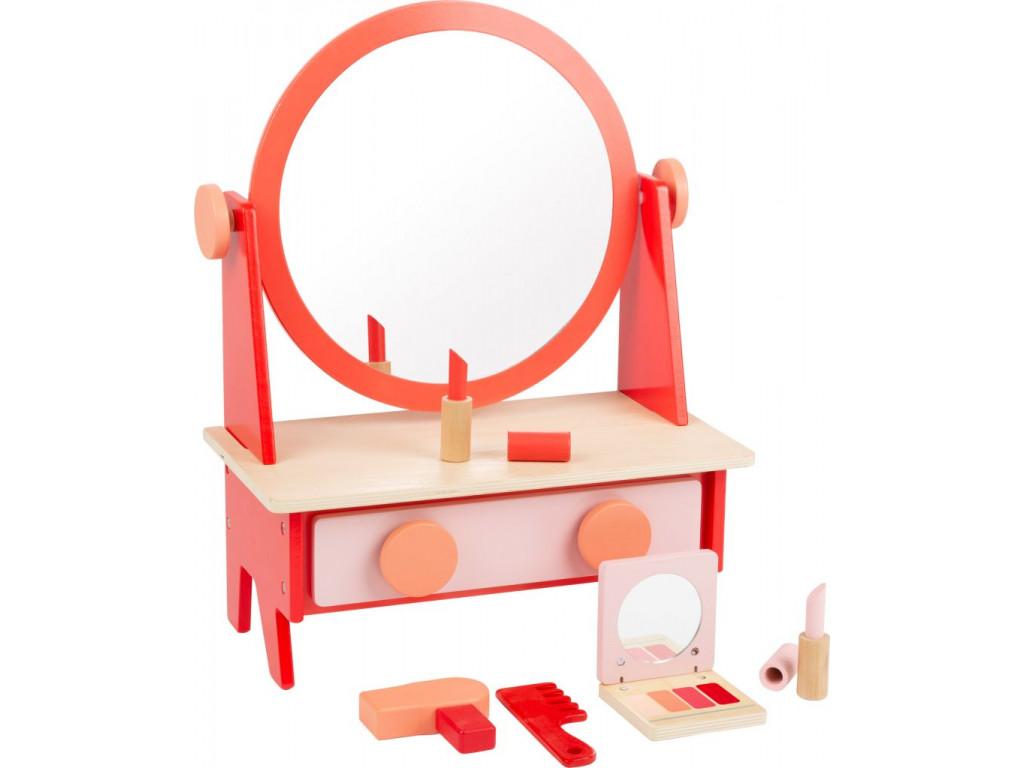 Dreveny kozmeticky stolik Retro