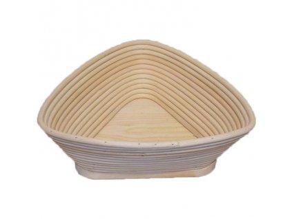 3-uholníková ošatka na chlieb - 1,5 kg