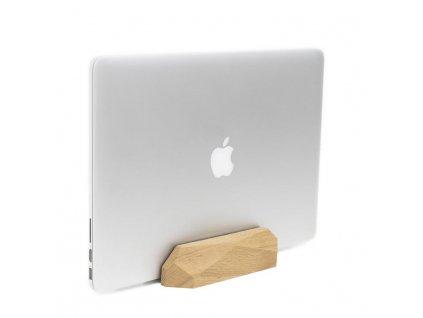 Drevený stojan na notebook