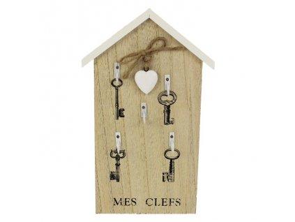 Vešiak na kľúče MES CLEFS