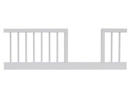 Biela univerzálna zábrana na postieľku - 120 cm