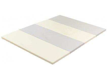 Podložka na hranie Didi - šedá, 200 x 140 x 4 cm