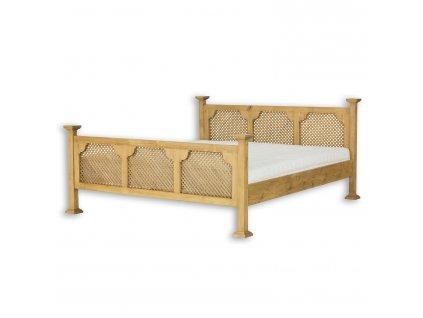 postel z masivu acc 8