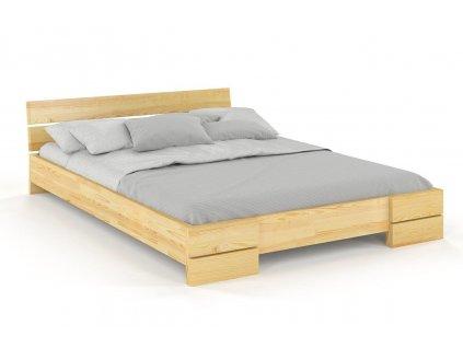 postel z dreva sandemo 8