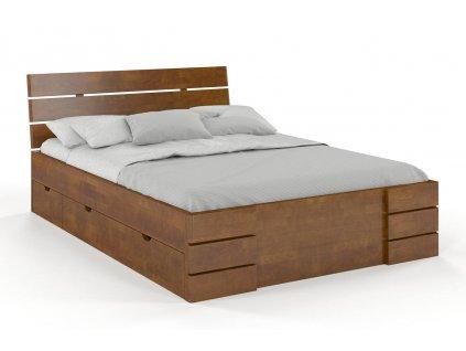 drevena postel sandemo 8