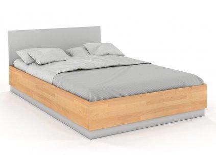 finn postel z masivu siva 1