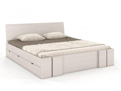 vestre borovicova masivna postel 5