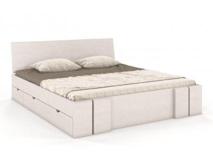 vestre postel z masivu buk ulozny priestor 5