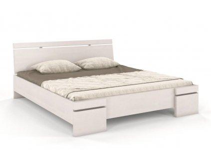 spatan maxi buk postel z masivu 6