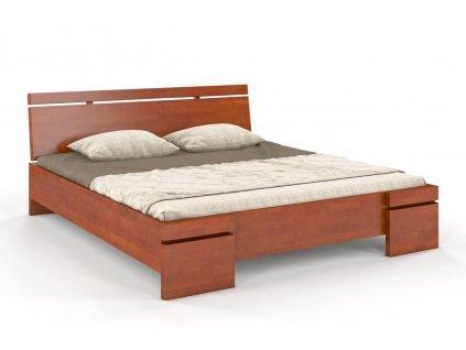 spatan maxi buk postel z masivu 8