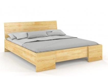 hessler high borovica postel s uloznym priestorom 5