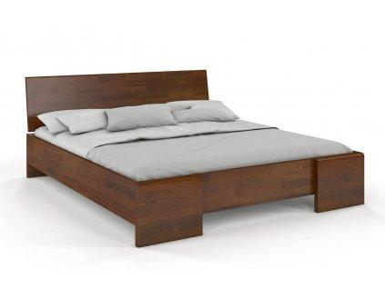 hessler high borovica postel s uloznym priestorom 2
