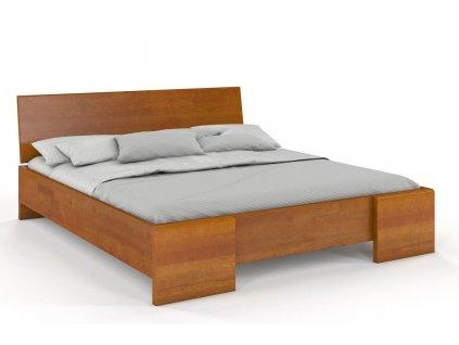 hessler high borovica postel s uloznym priestorom 8