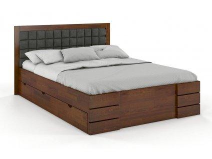 gotland borovica postel z masivu 7
