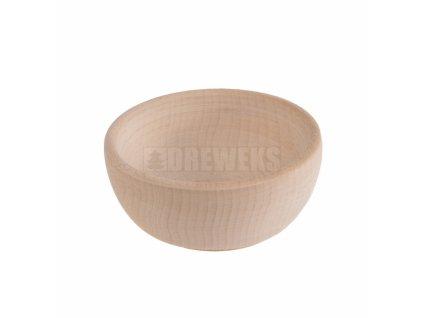 Drevená miska (3 veľkosti)