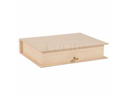 box kniha klucik 2