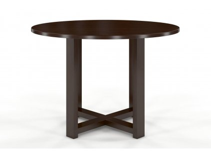 rotunda stol z masivu 18