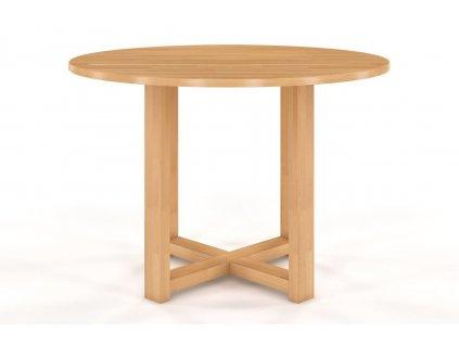 rotunda stol z masivu 3