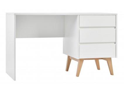 Swing desk white