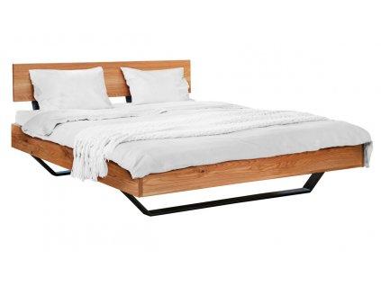 tore postel z masivu kovove nohy 1 (4)
