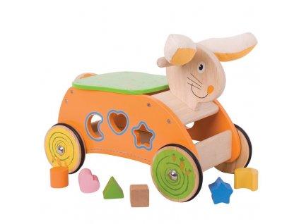 vozik zajac