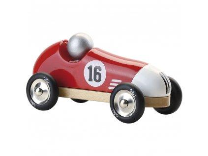 Vintage závodné auto1