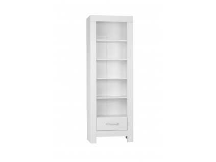 Calmo bookcase white